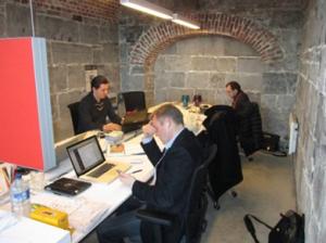 Espace de coworking Cristal Hub