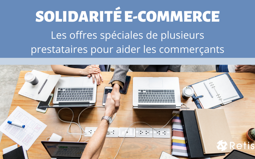 Solidarité E-commerce face au Coronavirus
