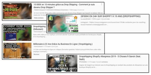 Dropshipping : de la poudre aux yeux pour les apprentis e-commercants