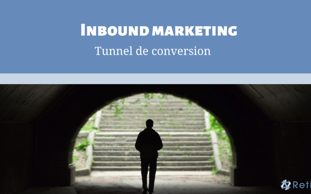 Inbound Marketing – Le tunnel de conversion
