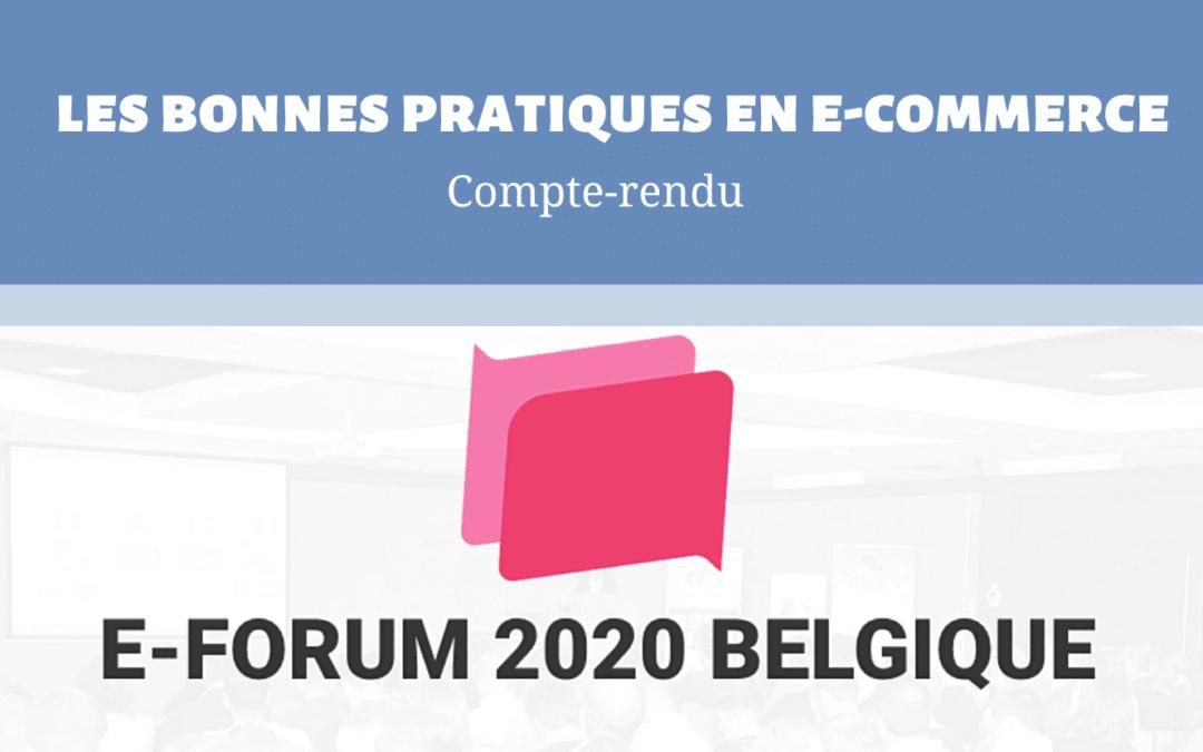 E forum 2020