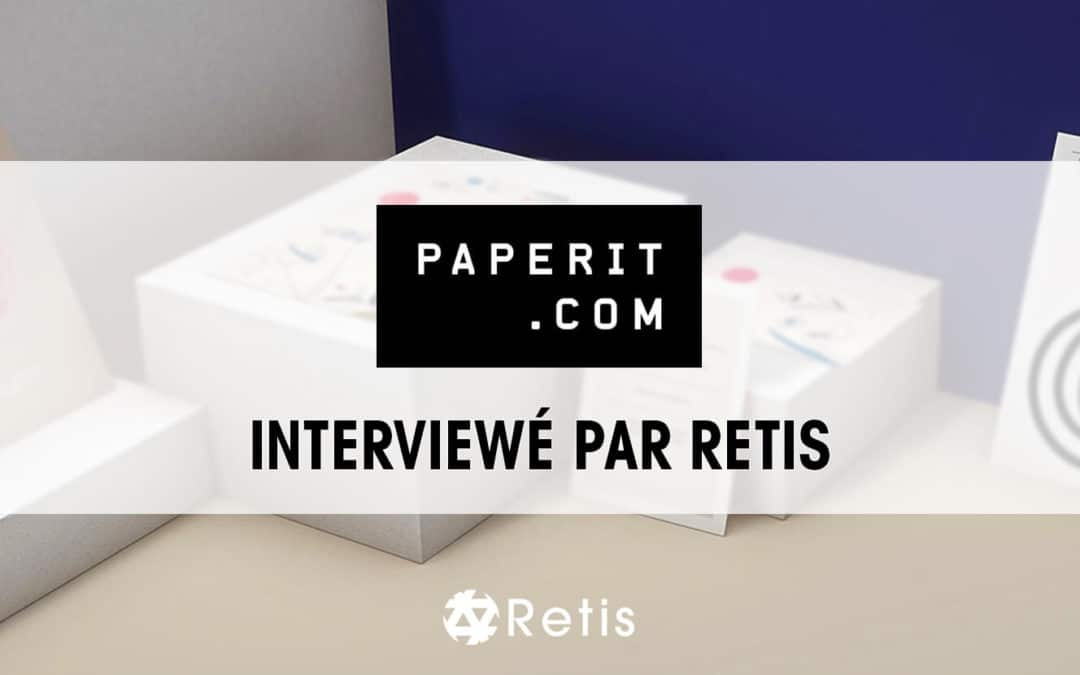 Paperit.com : l'e-commerce du faire-part d'émotions